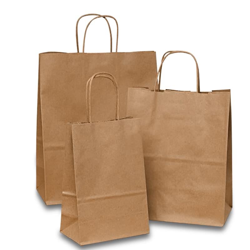 Kraft Paper Bags Starting At 43 75 Ea