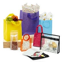 Gift bags with beauty and style paper mart food bags plastic bags negle Choice Image