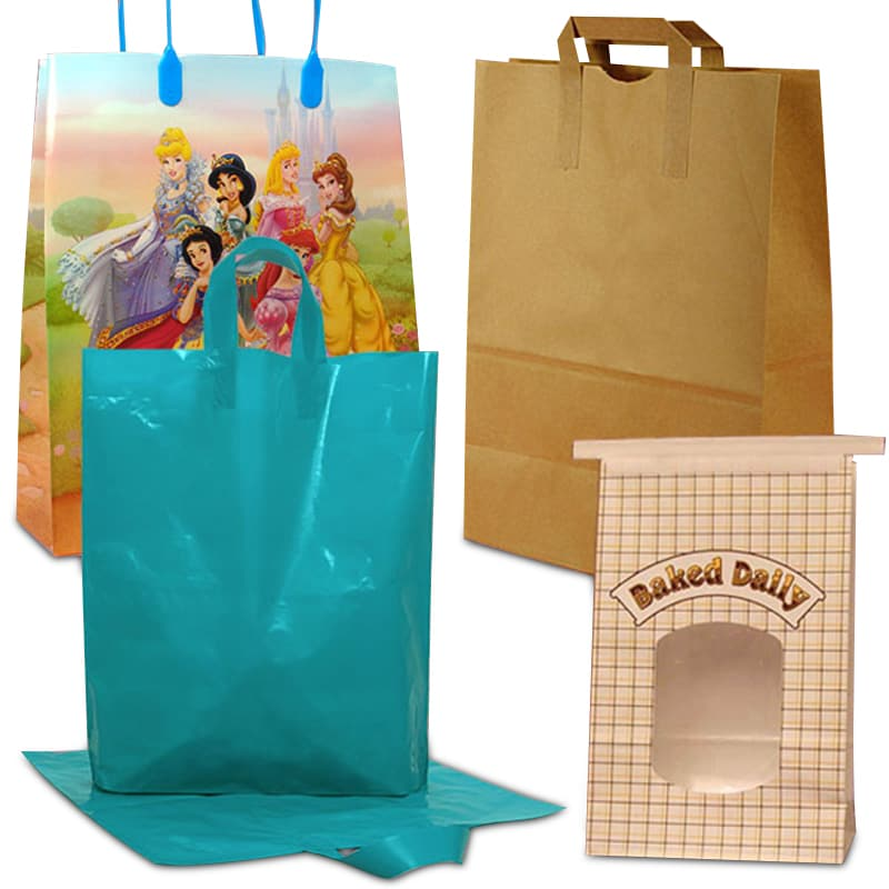 Custom Printed Bags From Paper Mart Design It Yourself