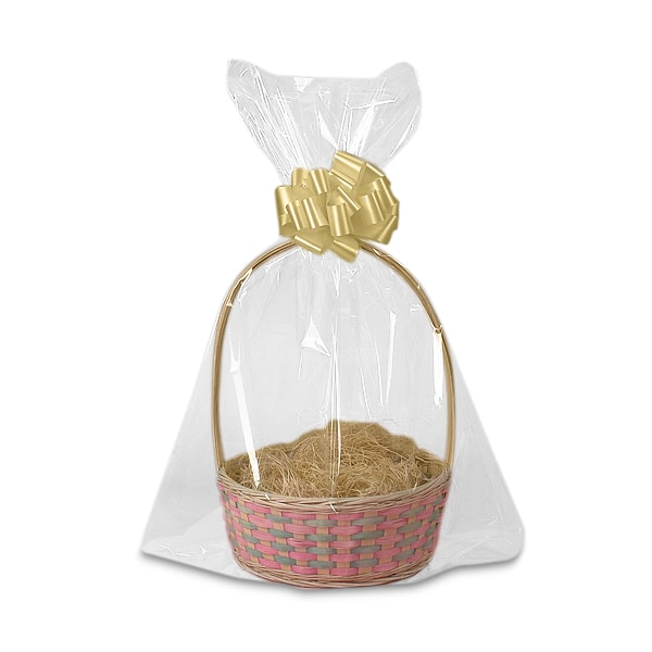 Round Bottom Basket Bags