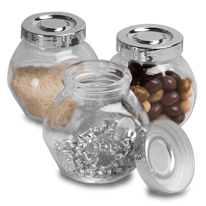 6 Oz Multi Purpose Glass Jars