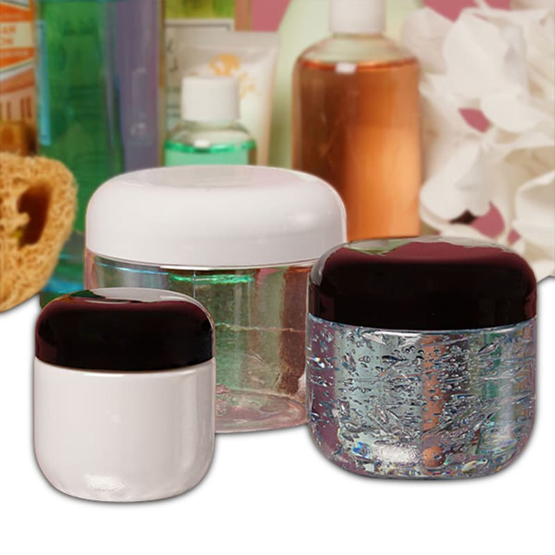 Dome Jars & Lids