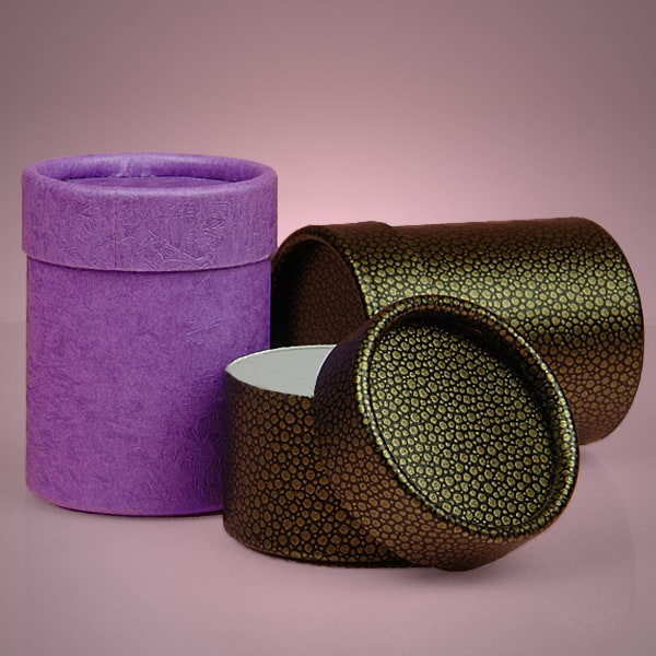 Paper Cylinder Containers