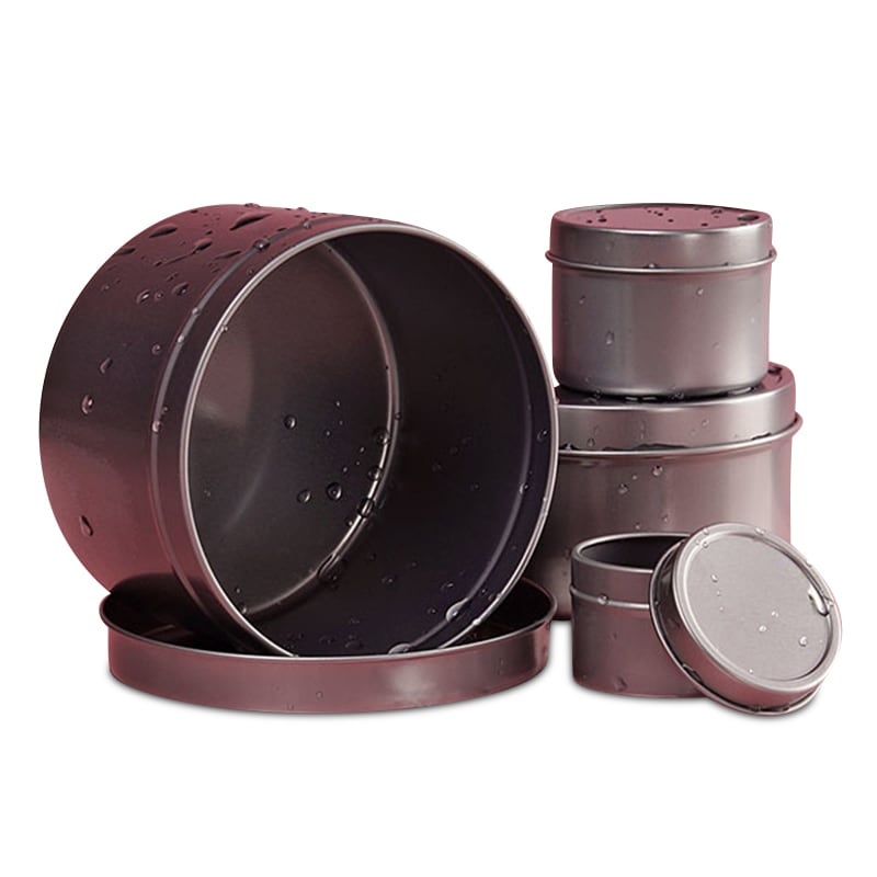 Rust Resistant Tin Cans
