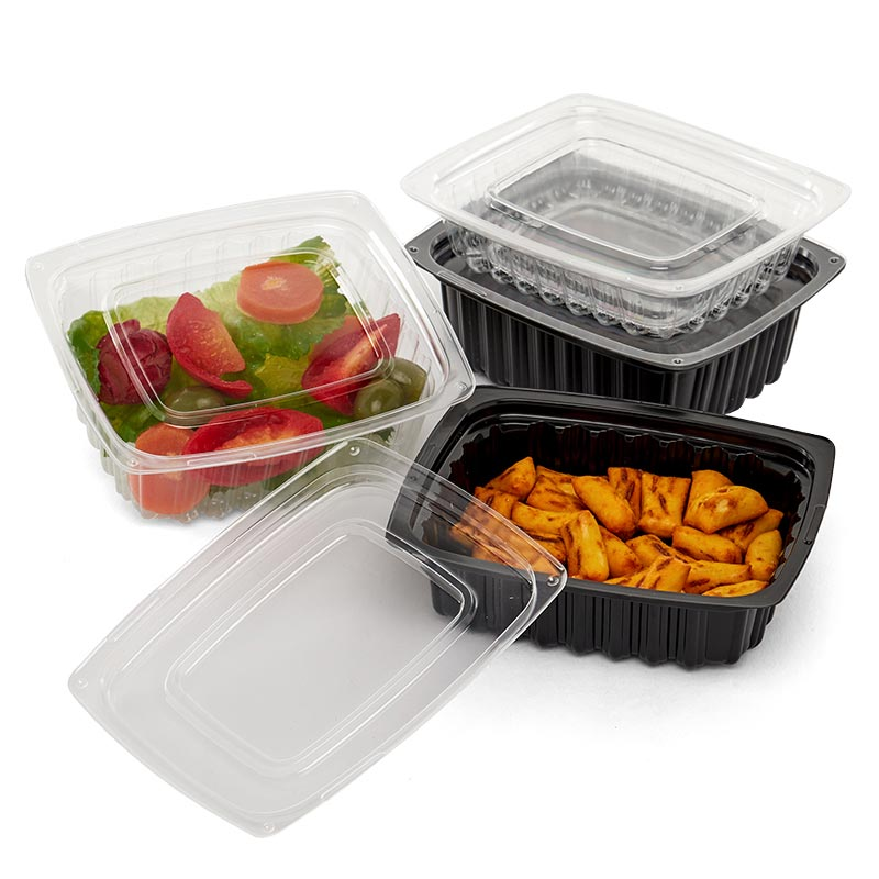 2 Piece Pet Deli Containers