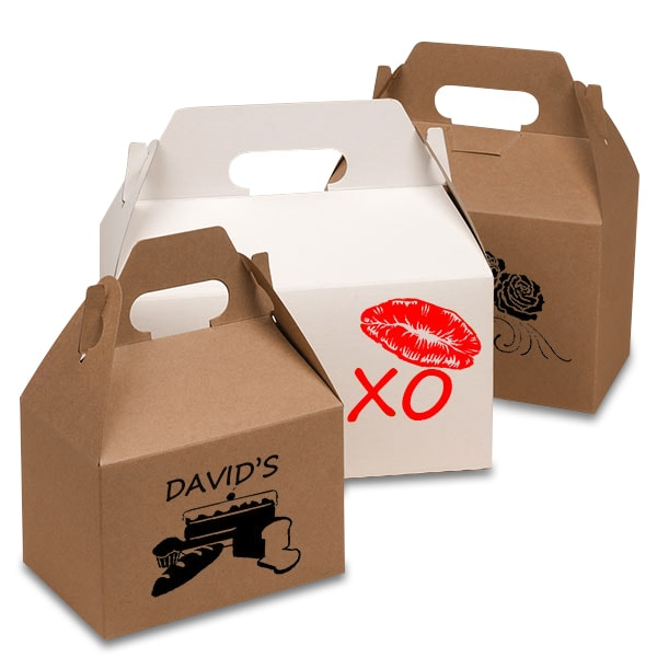 Custom Printed Boxes   Feature Your Label and Logo