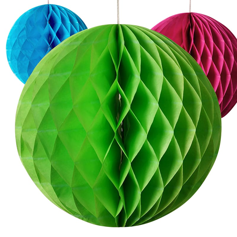 Honeycomb Tissue Paper Ball