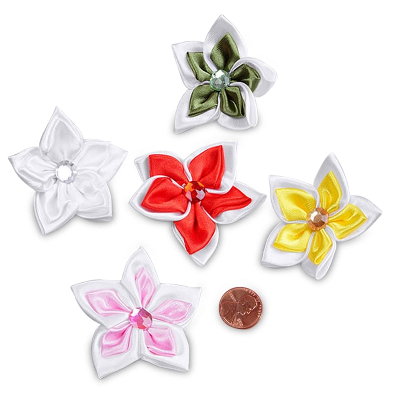 Jeweled Star Flowers