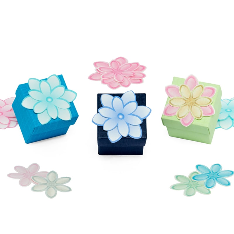 Assorted Flower Tags