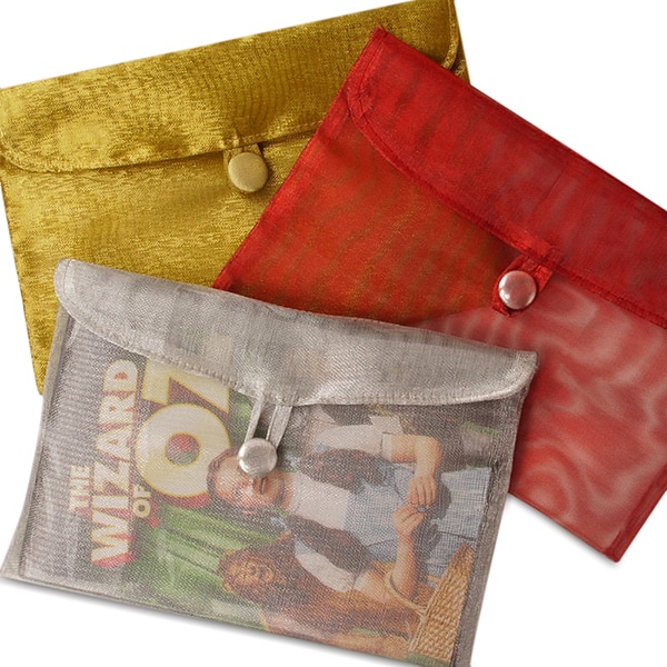 Fabric Gift Envelopes