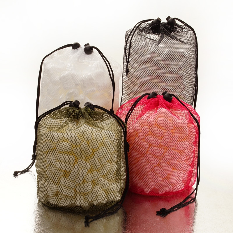 Net Shower Bag With Loops