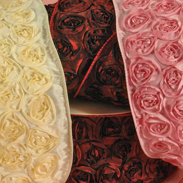 Rosette Wired Ribbon