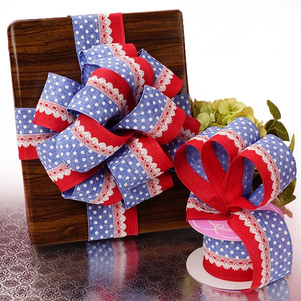 Multi Patriotic Ribbon