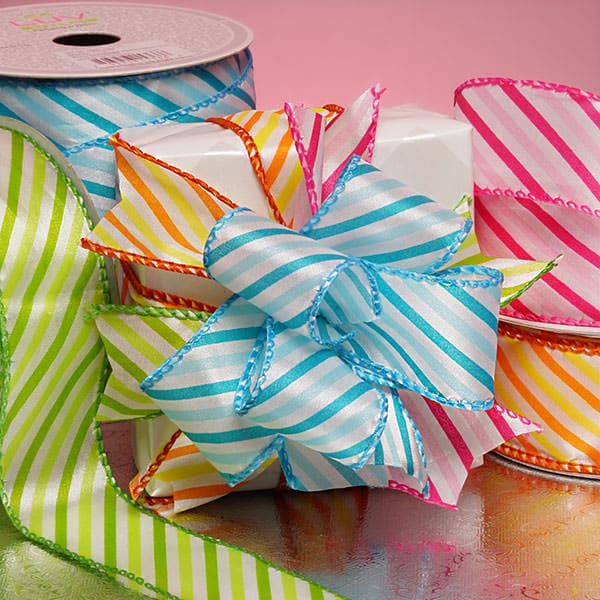 Summer Stripes Ribbons