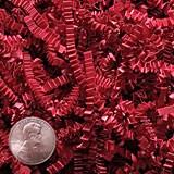 Red Crinkle Cut Shred