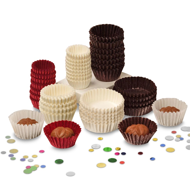 Glassine Candy Cups