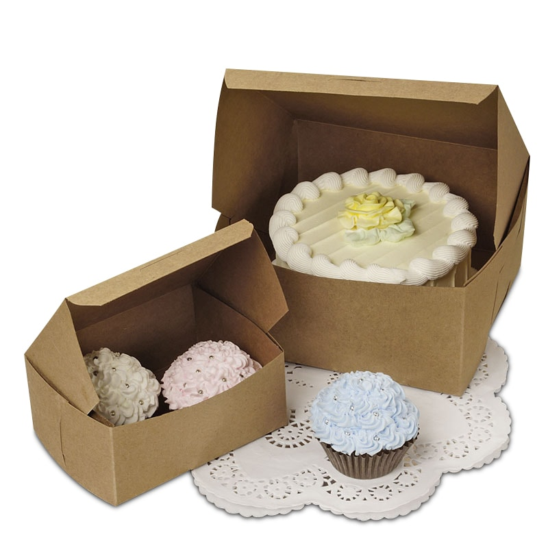 Bakery Boxes Bakery Boxes Wholesale Cake Box Baked Goods Boxes