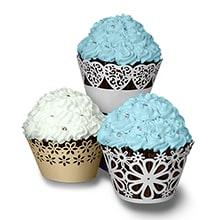 Cupcake Liners Paper Cupcake Wrappers Sleeves In Bulk