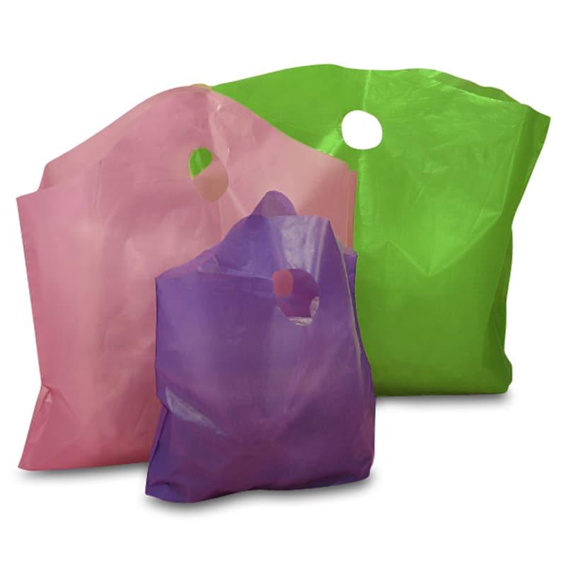 Super Wave Plastic Handle Bags