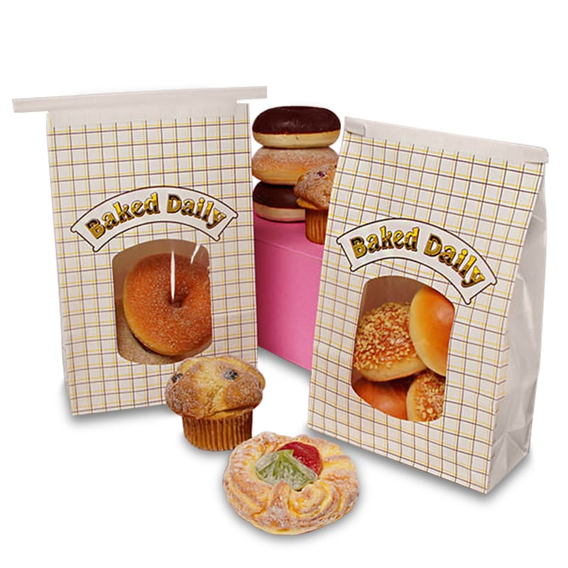 Tin Tie Cookie Bags