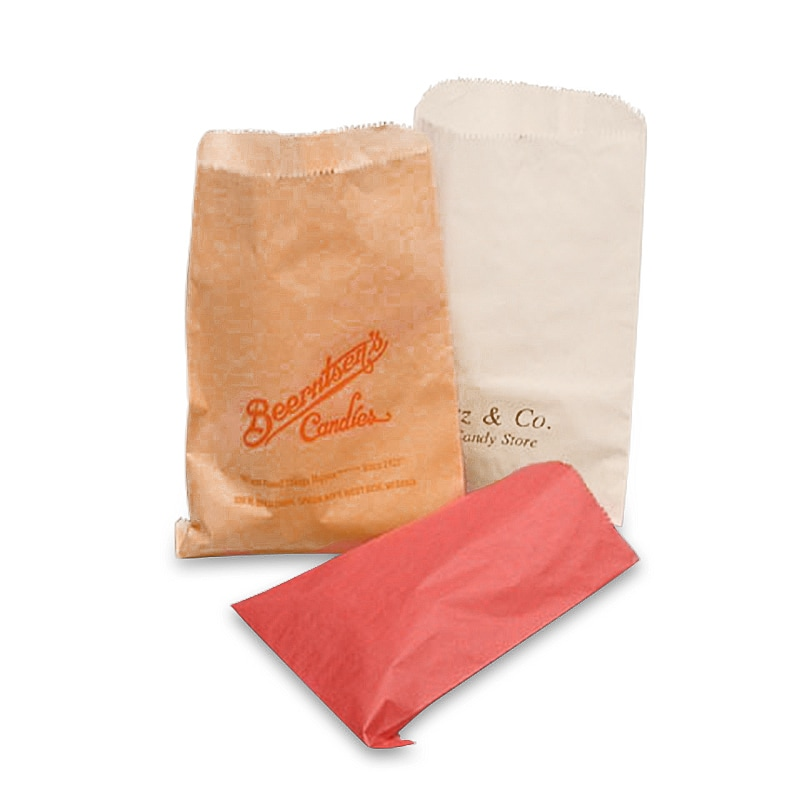 Glassine Lined Paper Gourmet Bags