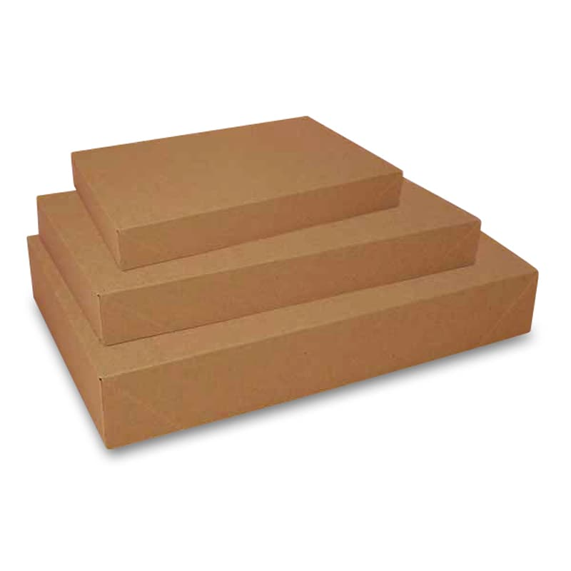 8a33bec565d Recycled Kraft Apparel Boxes