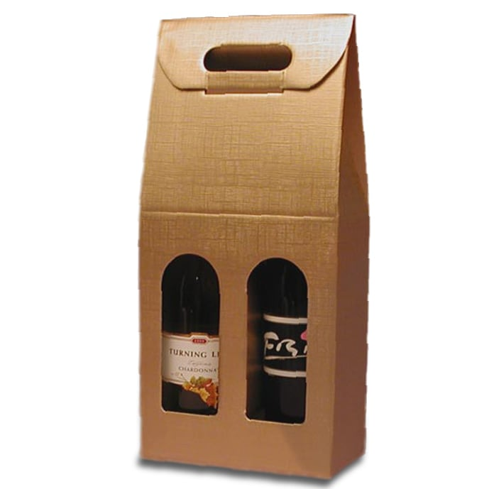 Two Bottle Wine Gift Boxes