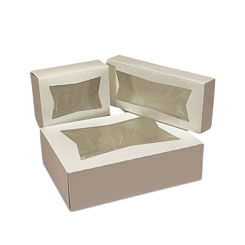 Clear Cake Boxes Canada