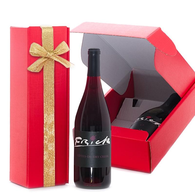 ... Canvas Embossed Presentation Wine Box  sc 1 st  Paper Mart & Wine Gift Boxes: Dress up Your Favorite Bottle Aboutintivar.Com