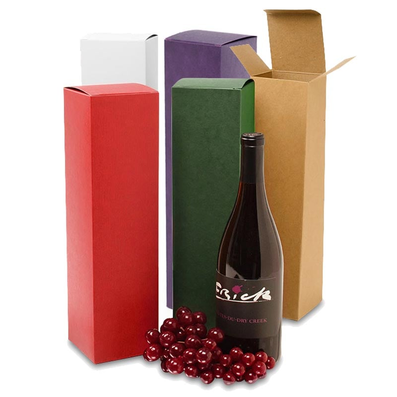 Wine Gift Boxes: Dress up Your Favorite Bottle