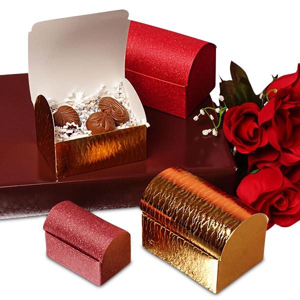 Treasure Chest Boxes  sc 1 st  Paper Mart & Chest Favor Boxes | Wedding Favor Boxes | Favor Boxes Aboutintivar.Com