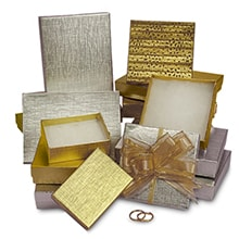 Jewelry Boxes Wholesale Prices Browse Paper Mart