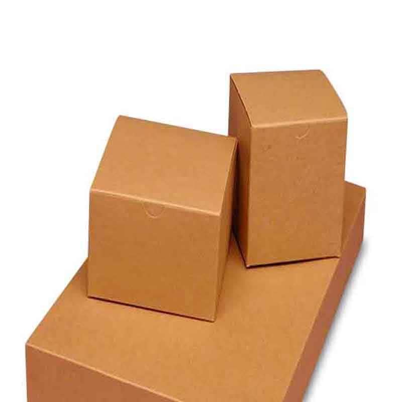 Natural Kraft Gift Boxes