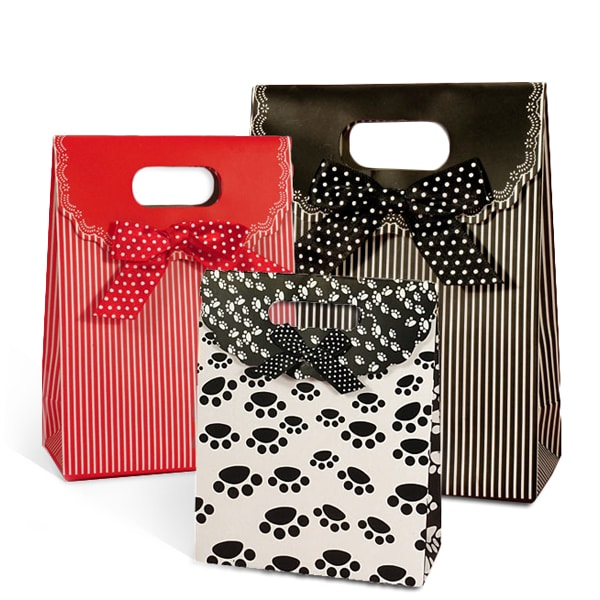 Tab Top Tote Boxes