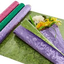 Bouquet Wrappers Flower Wrapping Paper Floral Sleeves Paper Mart
