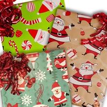 christmas santa gift wrap - Christmas Wrap