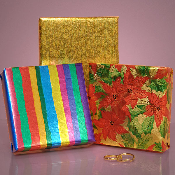 Jewelers Gift Paper