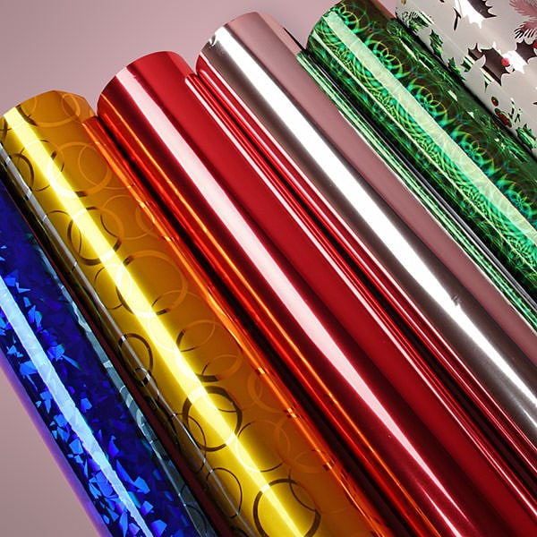 Wholesale Foil Wrapping Paper