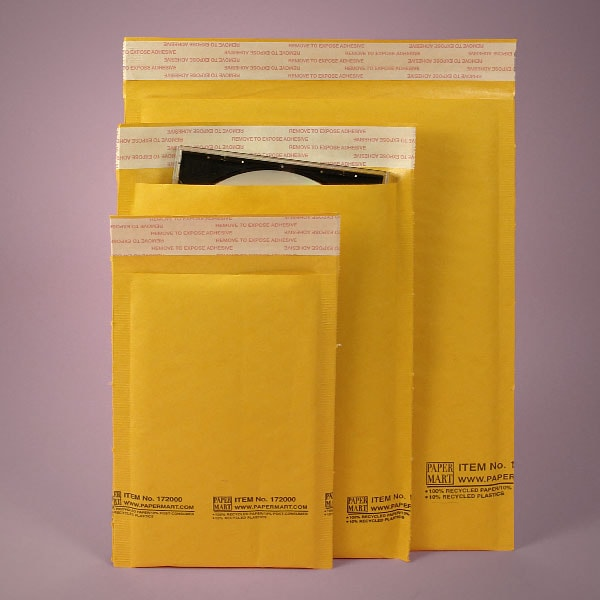 bubble mailers are an excellent option when mailing fragile items they are both resilient and lightweight which helps reduce the cost of shipping