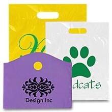 Plastic Merchandise Style Bags