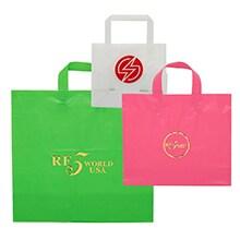 b494768fce0 ... Loop Handle Plastic Bags ...