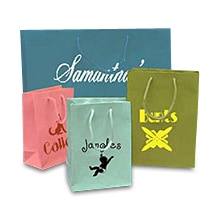 custom print bags paper mart personalized packaging