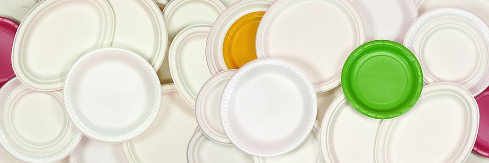 Food Trays Plates