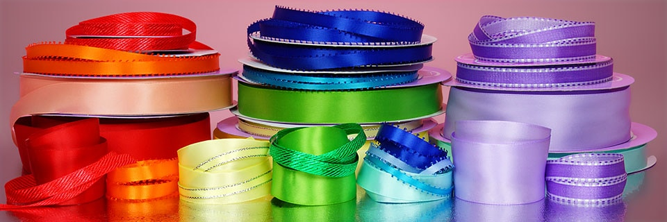 Satin Similar Ribbons