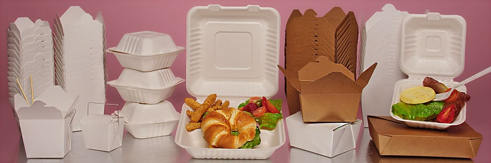 Take-Out Food Boxes