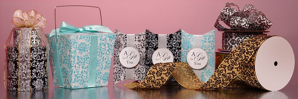 Damask Packaging
