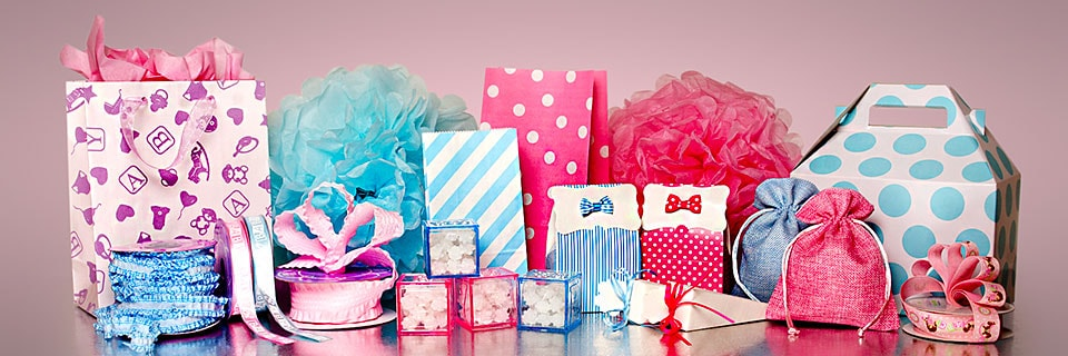 Baby Shower Supplies