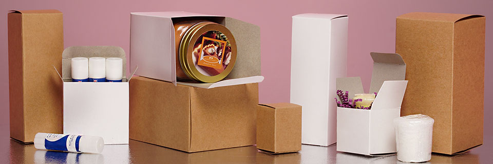 Chipboard Boxes