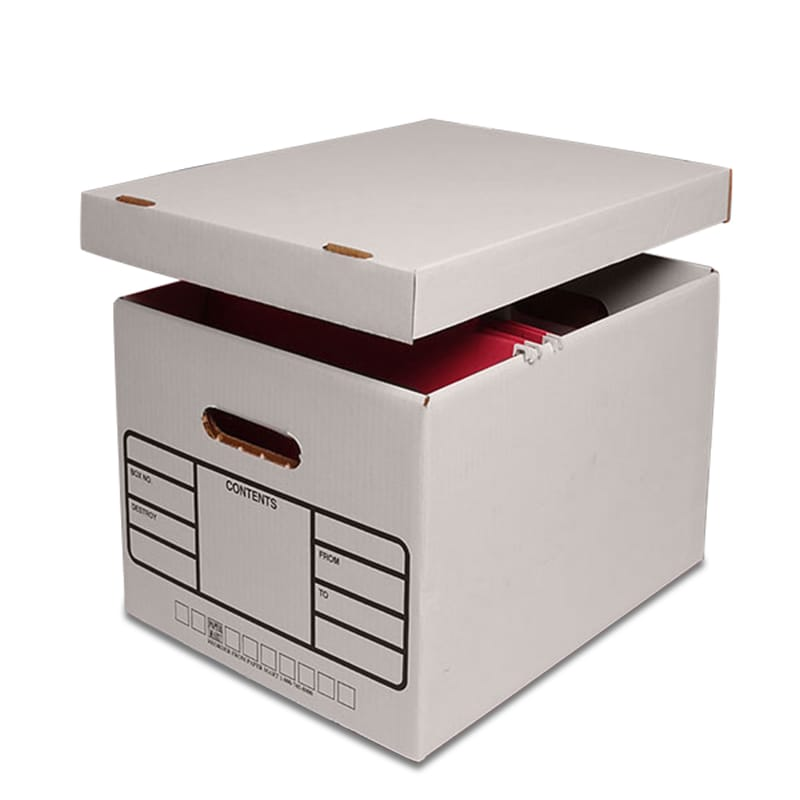 Premium File Storage Box