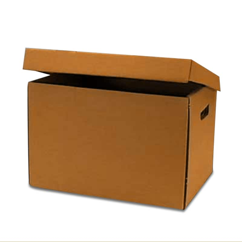 ... Economy File Storage Box ...  sc 1 st  Paper Mart & Cardboard Storage Boxes | Find Them at Paper Mart